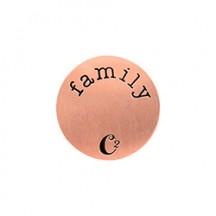 MEDIUM ROSE GOLD FAMILY PLATE